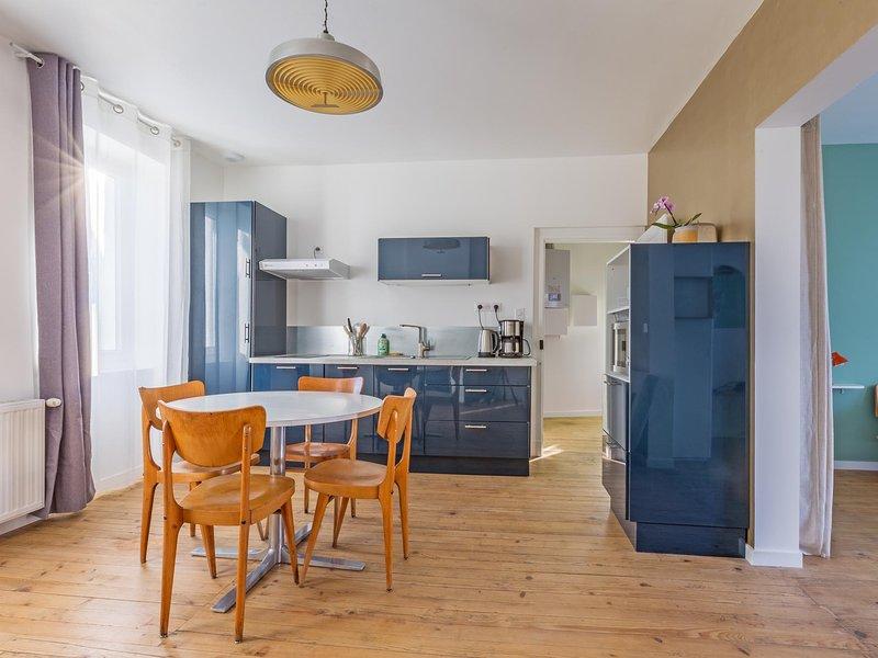 Le Passage - Appartement lumineux meublé à Albi, vacation rental in Lescure-d'Albigeois
