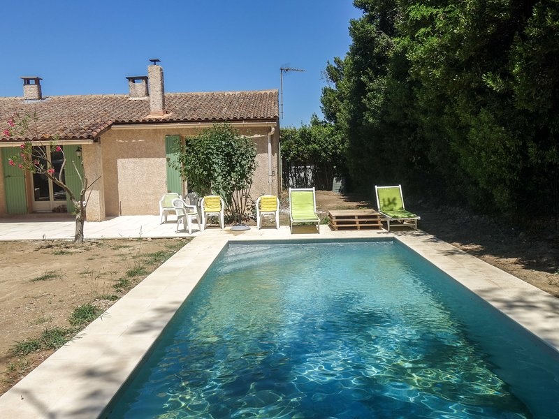 Le chant des Cigales, holiday rental in Eyragues