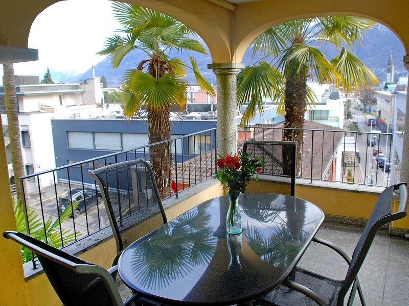 Residenza Moro, location de vacances à Avegno Gordevio