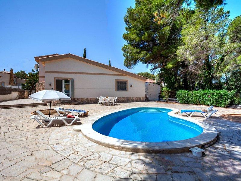 Villa Palma, alquiler vacacional en Benissanet