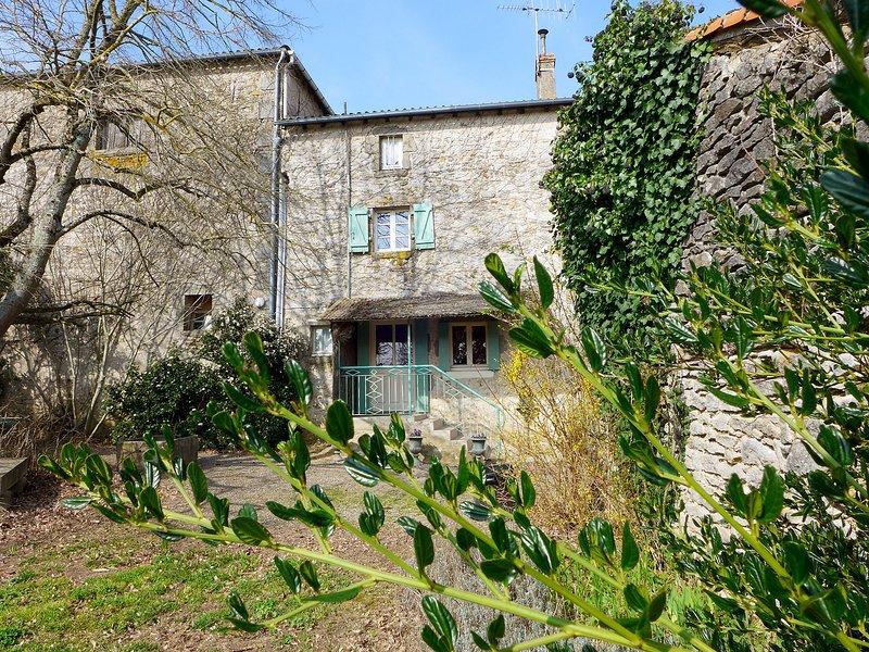 Le Jardin de Timothee, alquiler de vacaciones en Montmorillon