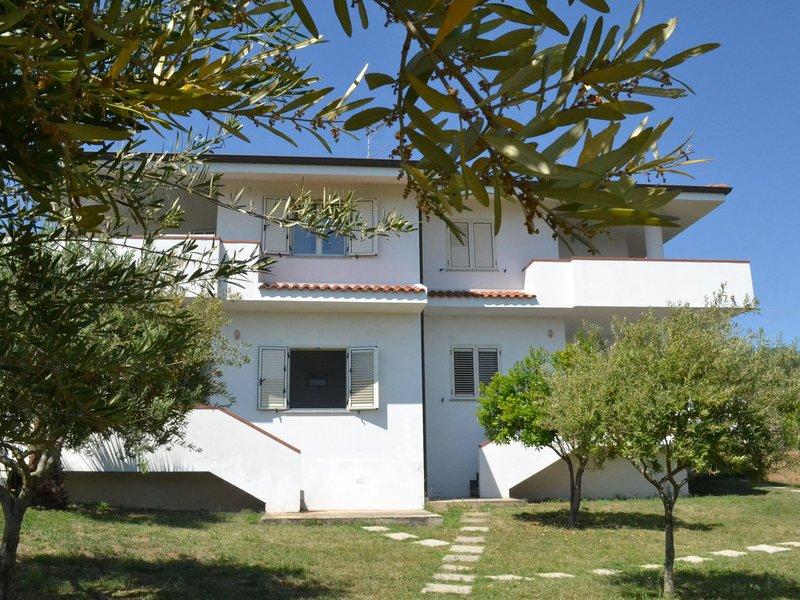 Agriturismo Sea View, holiday rental in Santa Maria