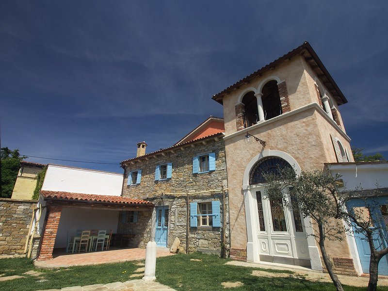 Villa Barin, holiday rental in Crni Kal