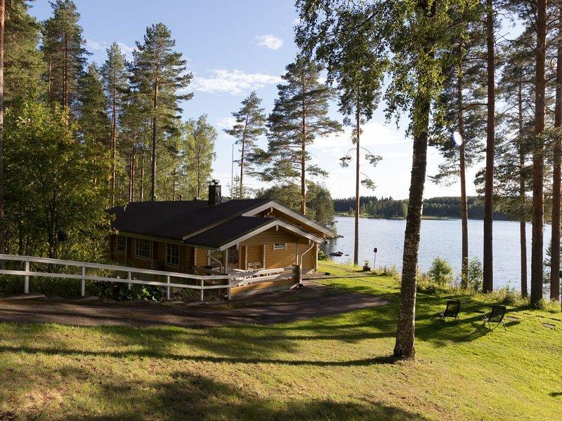 Konnusmaja, location de vacances à Leppavirta