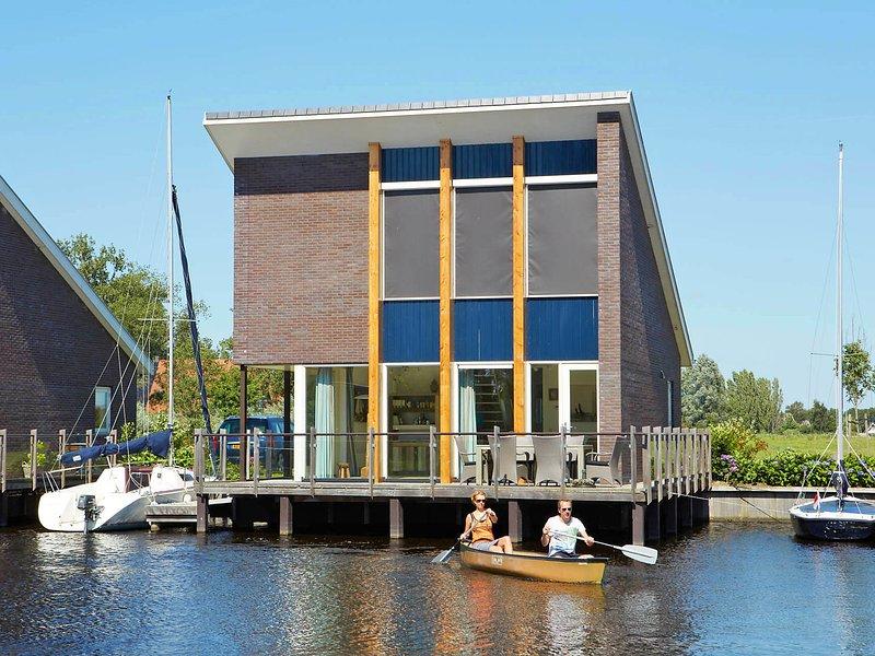 Krekt Oer 't Wetter, vacation rental in Oudehaske
