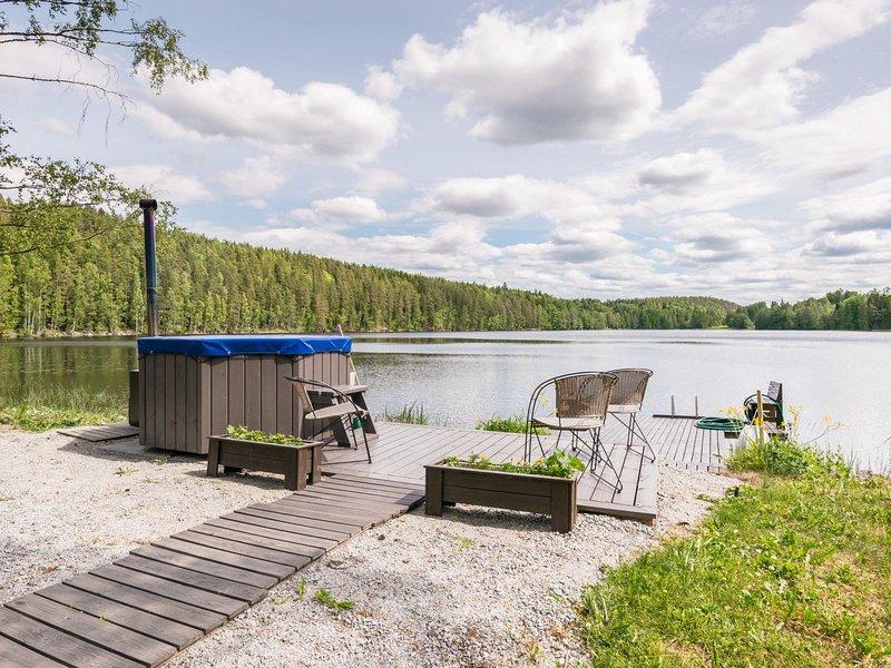Villa ahomoisio, holiday rental in Kankaanpaa