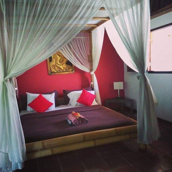 LODGE INDIVIDUAL VIP, holiday rental in Selong Belanak