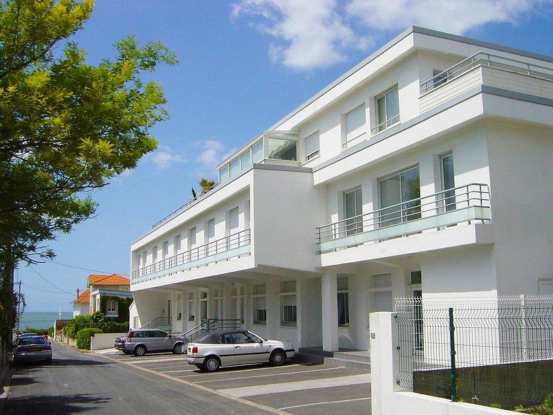 Le Domino, location de vacances à Pontaillac