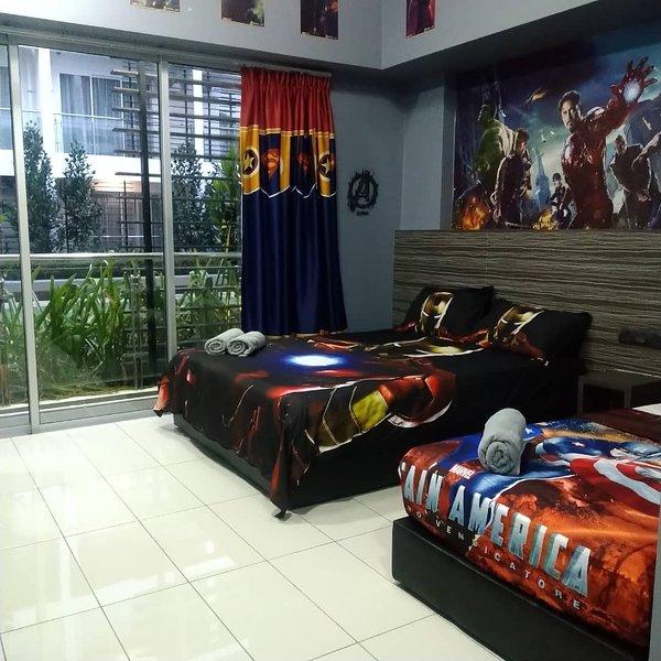 Grand Deluxe Studio by Golden Suites, holiday rental in Papar