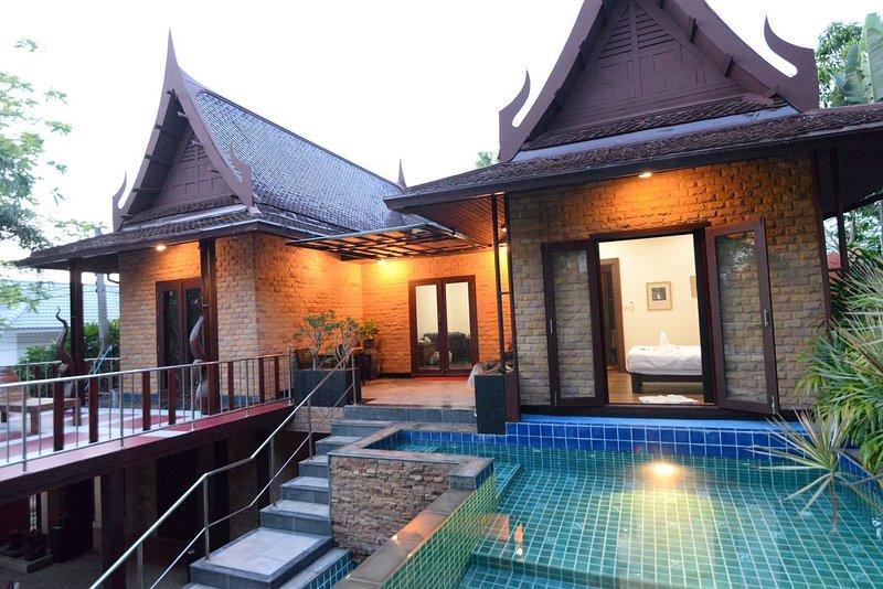 Montalay Villa, alquiler vacacional en Plai Laem