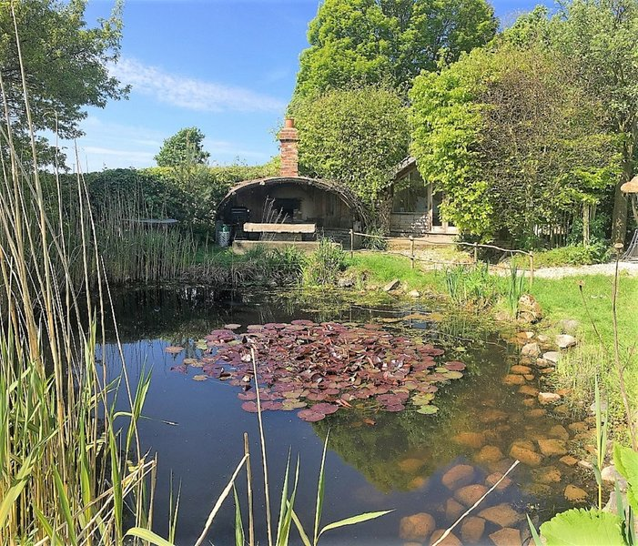Dragonfly Lodge; a tranquil retreat!, vacation rental in Bridlington