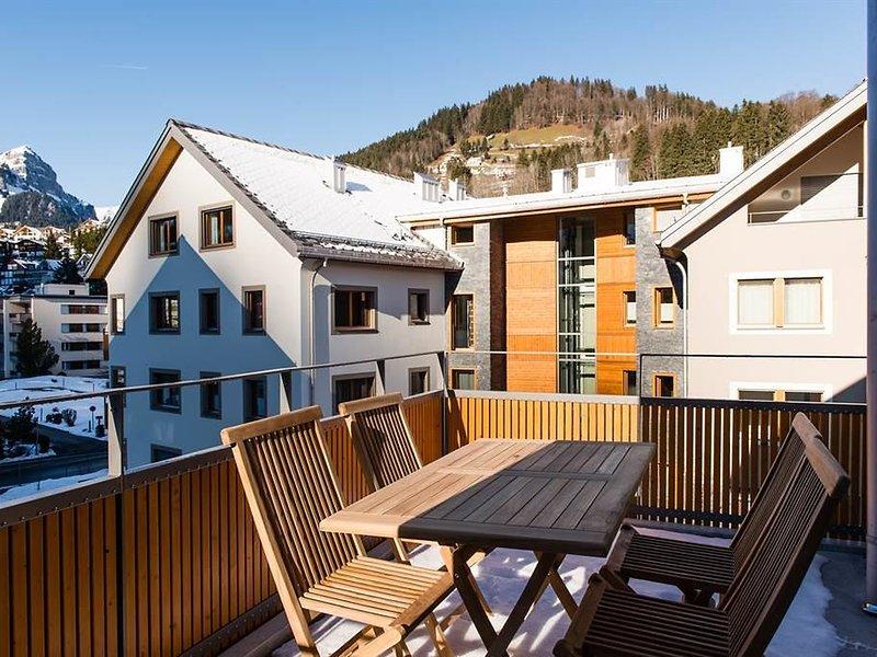 TITLIS Resort Wohnung 326, holiday rental in Wolfenschiessen