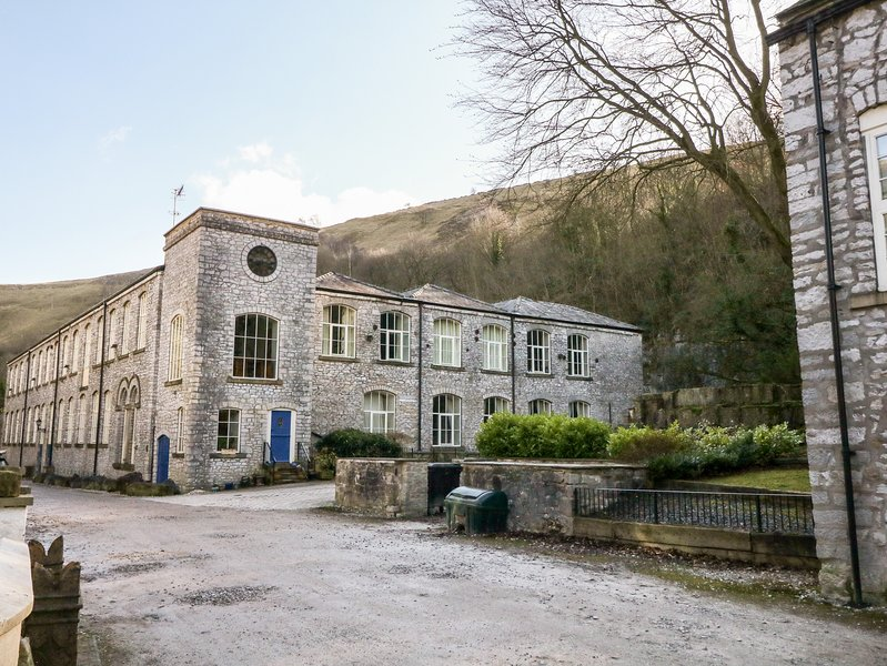 Litton Mill Apartment, Litton Mill In Miller's Dale, holiday rental in Millers Dale