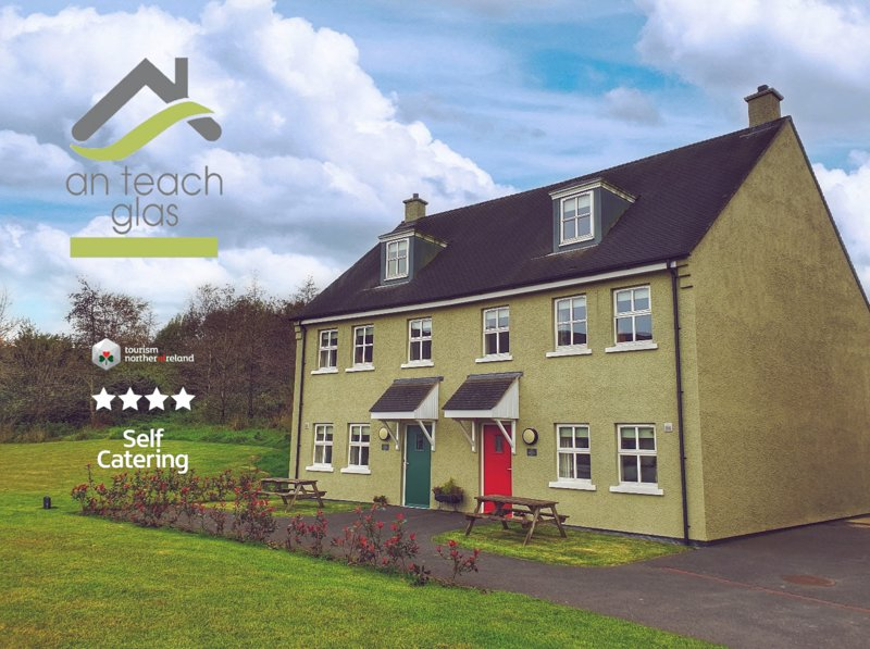 An Teach Glas - Teach Loch Bran - 4* S/C House, holiday rental in Tobermore