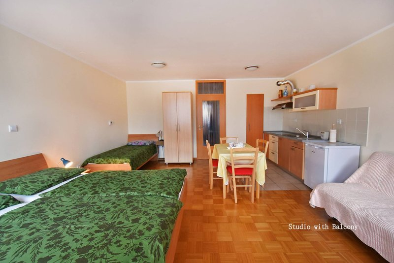 flora - studio apartment, holiday rental in Srpenica