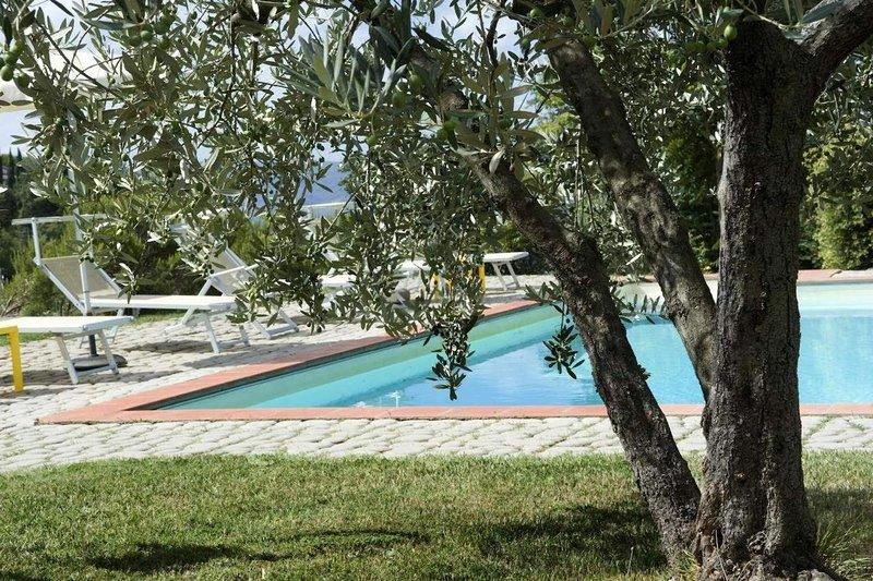 Nice apartment with shared pool, aluguéis de temporada em La Lama