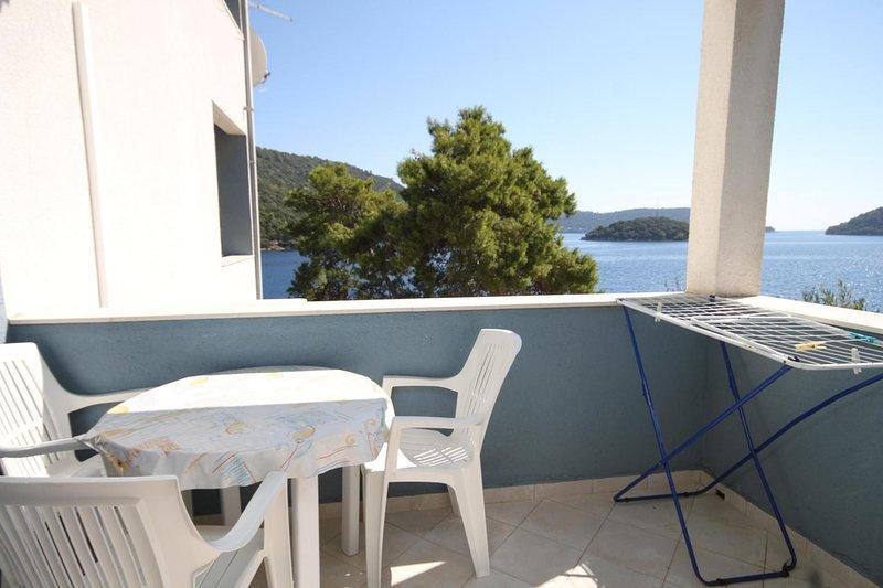 Sveti Jurje Apartment Sleeps 3 with Air Con - 5468243, holiday rental in Pasadur