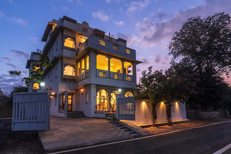 Villa Sagat Raaso by Vista Rooms, vacation rental in Udaipur District
