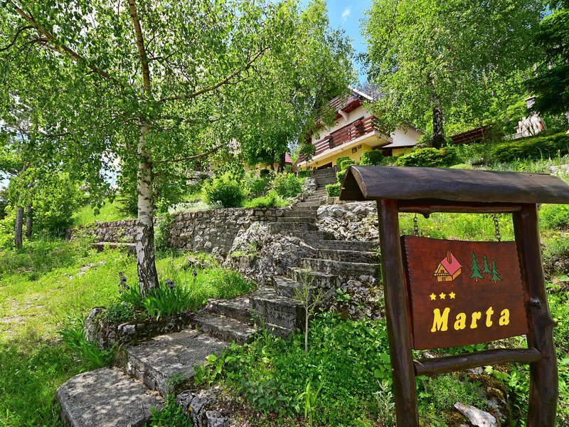 Marta, holiday rental in Brestova