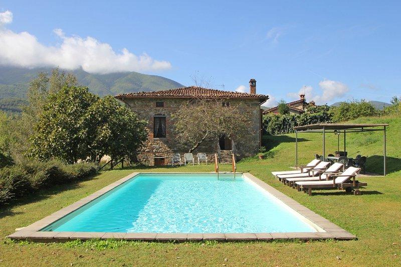 I Baroni - Villa Baroni, aluguéis de temporada em Castelnuovo di Garfagnana
