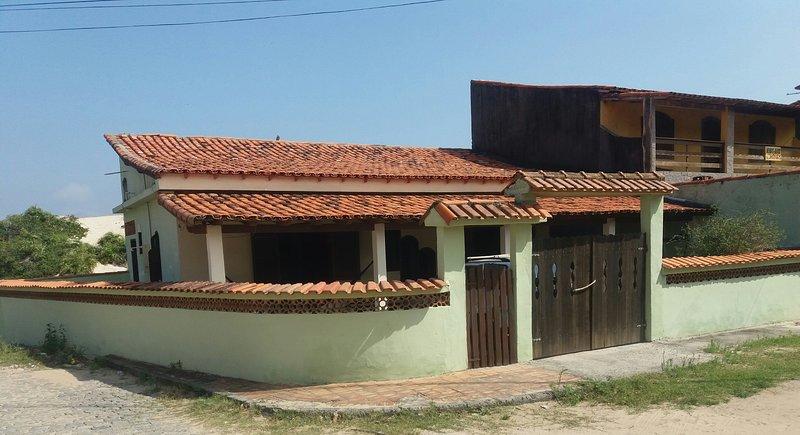 Casa das Dunas Figueira, alquiler de vacaciones en Iguaba Grande
