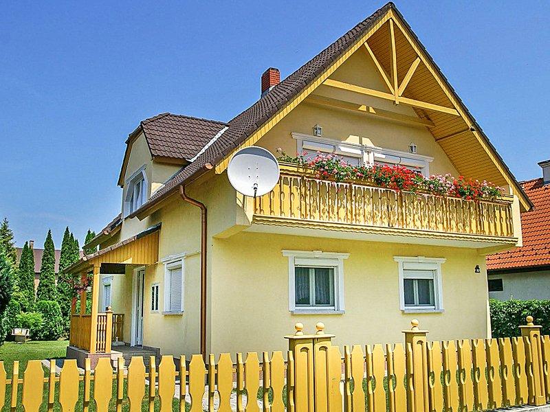 Balaton H477, casa vacanza a Vonyarcvashegy