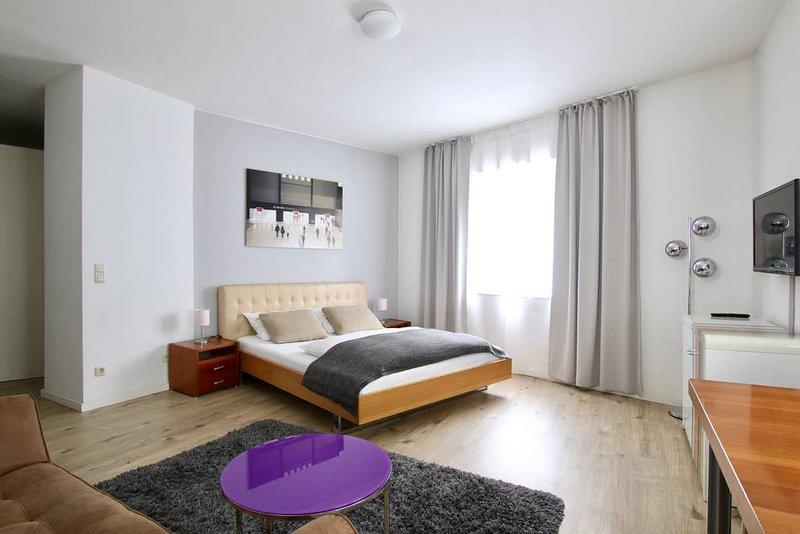 Bis-4413 · Zentrales Apartment im Belgischen Viertel, location de vacances à Hurth
