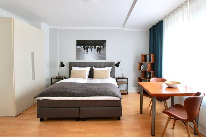 Bis-4414 · stilvolle Apartment im Belgisches Viertel, location de vacances à Hurth