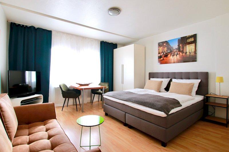 Bis-4432 · Apartment in Szeneviertel, location de vacances à Hurth