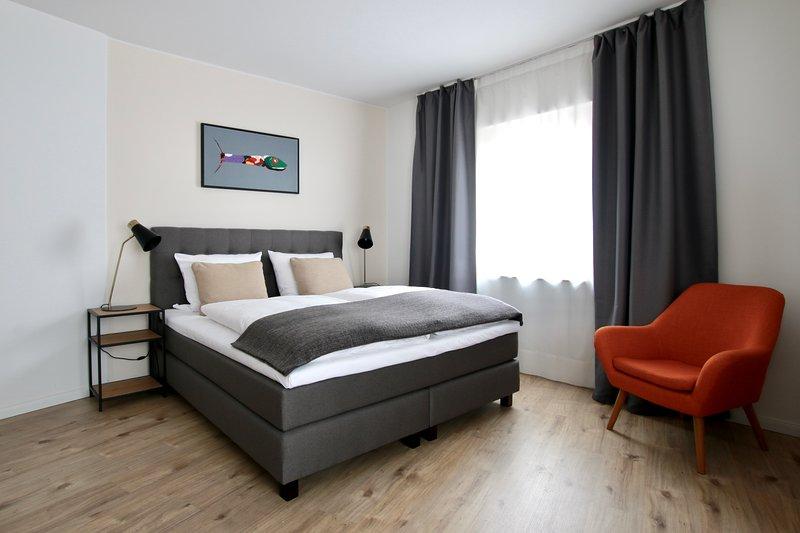 Bis-4433 · Stillvolles Apartment im Belgischen Viertel, location de vacances à Hurth