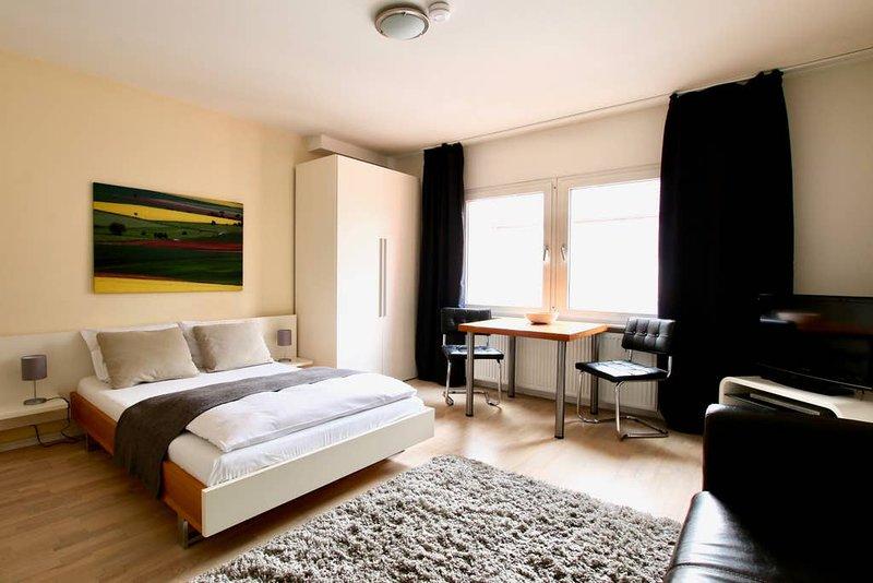 Bis-4444 · Zentrales Apartment im Belgischen Viertel, location de vacances à Hurth