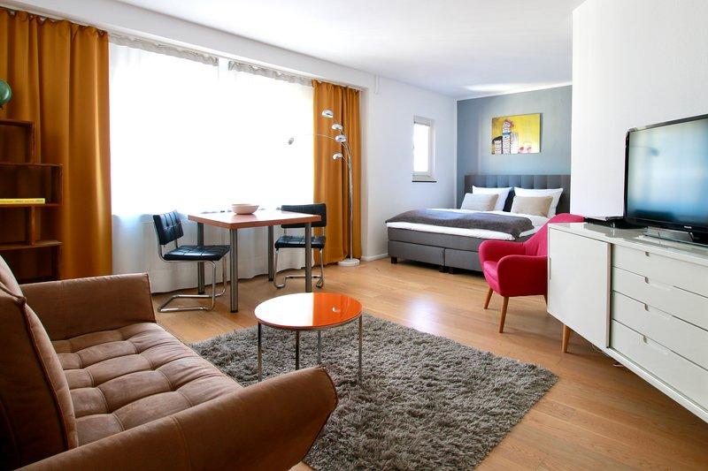 Bis-4445 · schönes Apartment im Belgischen Viertel, location de vacances à Hurth