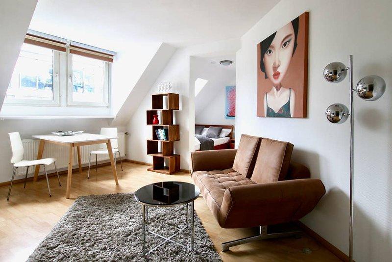 Bis-4455 · Studio Apartment im Belgischen Viertel, casa vacanza a Hürth