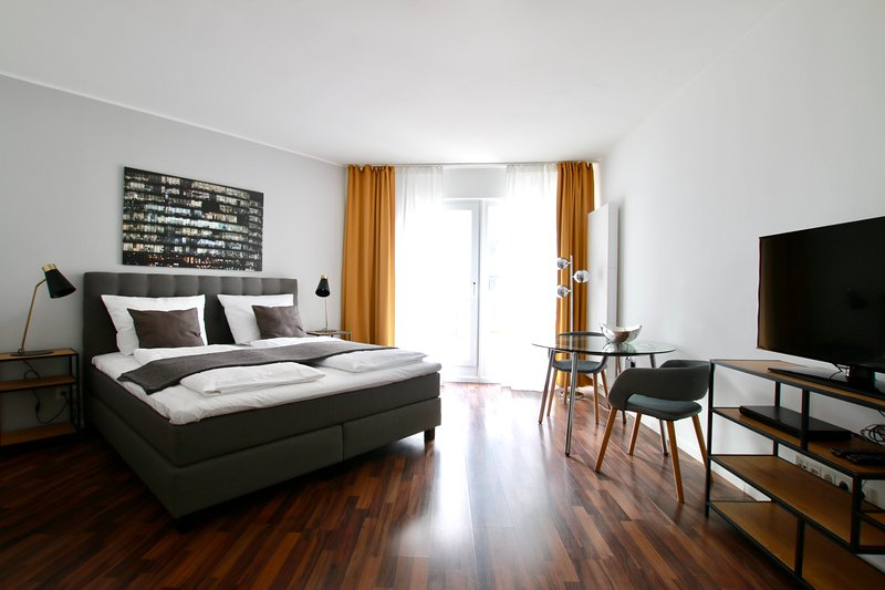 Pan-3112 · Modern Apartment,  quiet location in the city, location de vacances à Hurth
