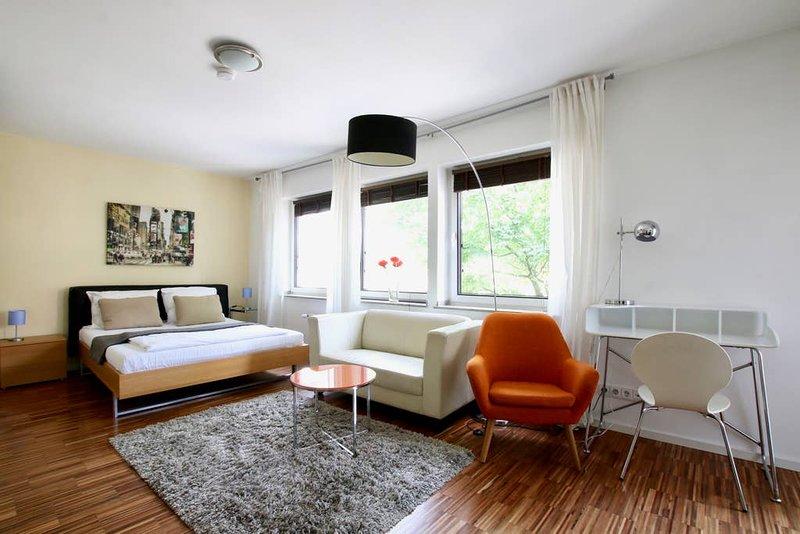 Pan-3114 · Modern Apartment, quiet location in the city, location de vacances à Hurth