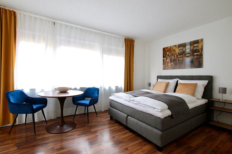 Pan-3121 · Modern Apartment, quiet location in the city, location de vacances à Hurth