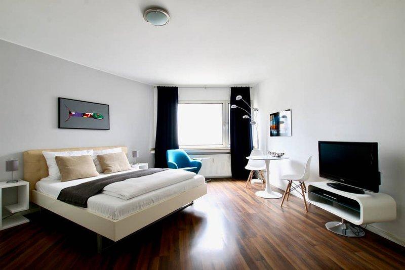Pan-3122 · Modern Apartment, quiet location in the city, location de vacances à Hurth