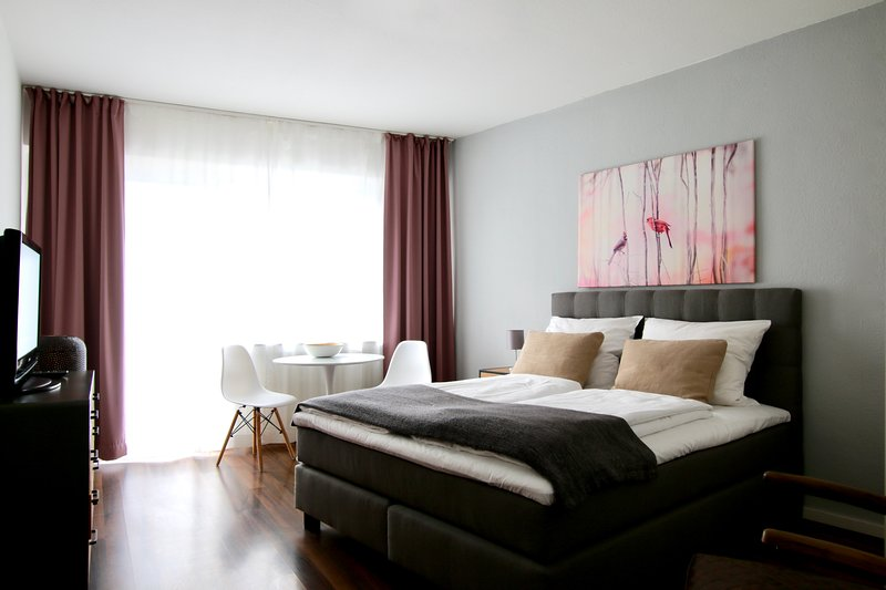 Pan-3123 · modern Apartment, quiet location in the city, location de vacances à Hurth