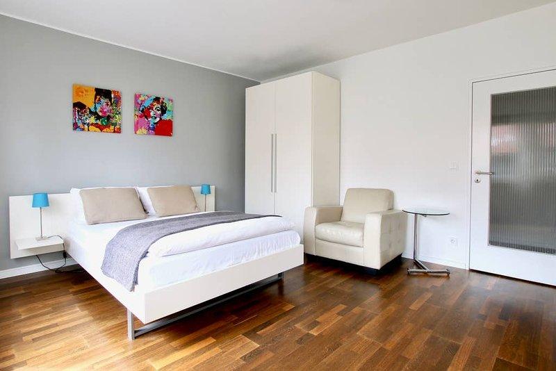 Pan-3131 · Modern Apartment, quiet location in the city, location de vacances à Hurth