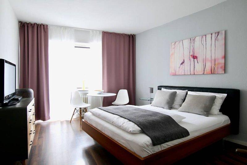 Pan-3133 · Modern Apartment, quiet location in the city, location de vacances à Hurth