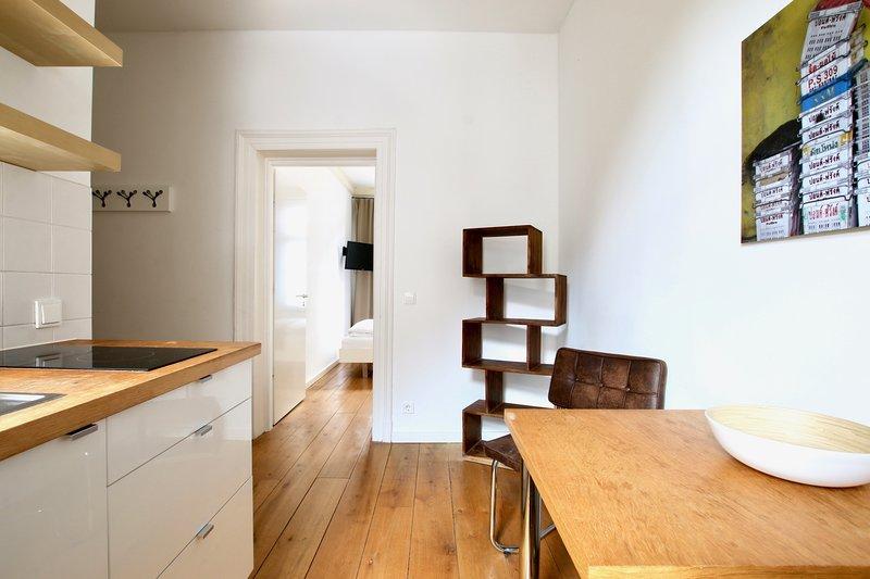 Lüb-332 · Little cosy apartment at Eigelstein, alquiler vacacional en Rieth