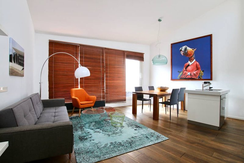 Pan-3142 · modern Apartment,  quiet location in the city, location de vacances à Hurth
