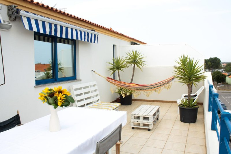Beautiful apartment near the beach, vacation rental in Torreira