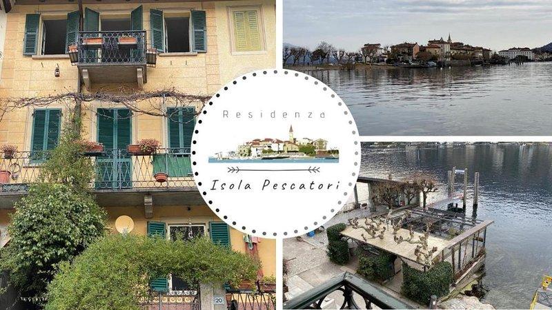 Residenza Isola dei Pescatori, casa vacanza a Campino