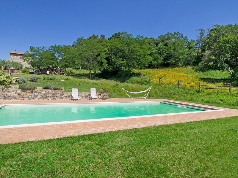 Casalini, holiday rental in Montorgiali