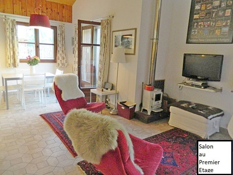Chalet - 500 m from the slopes, casa vacanza a Nancroix