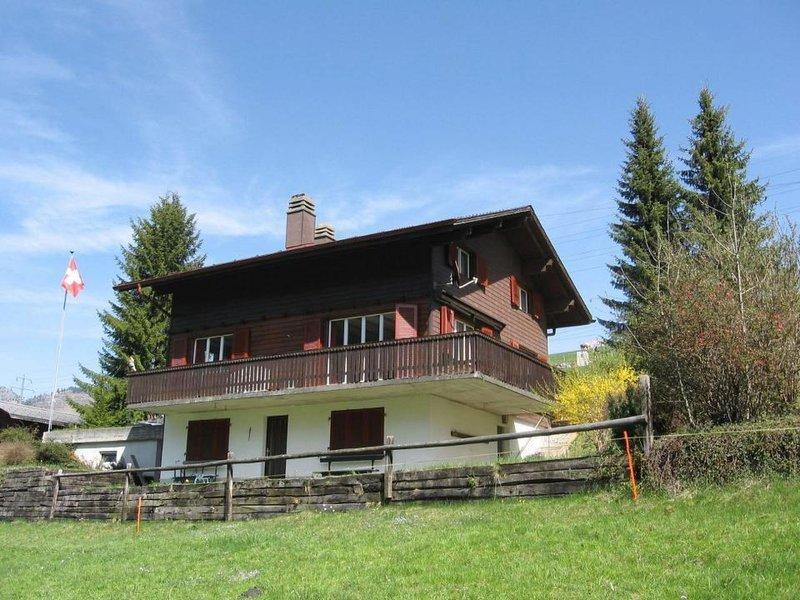 Altenried, Chalet, holiday rental in Zweisimmen