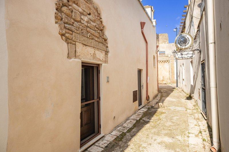 Dimora Del Castello - Felline, location de vacances à Felline