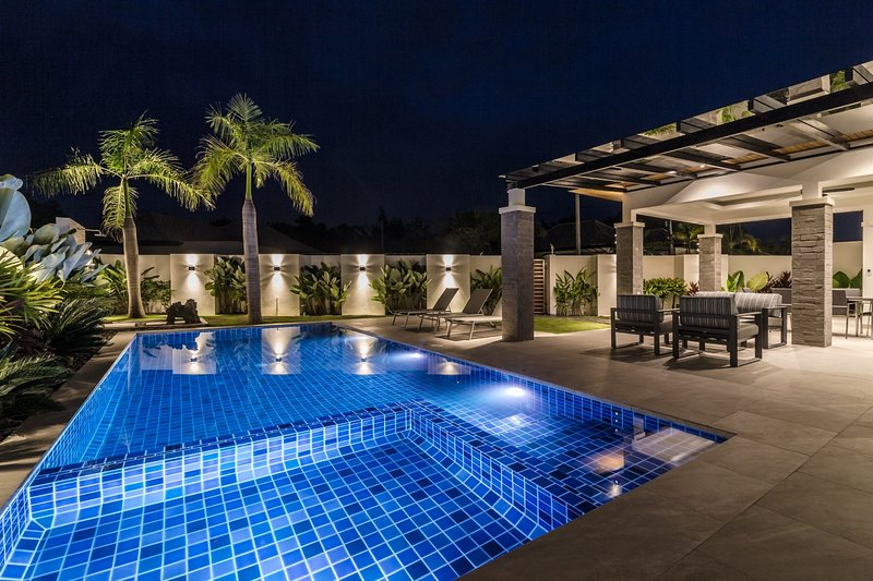 Swimming Pool - Outside Area