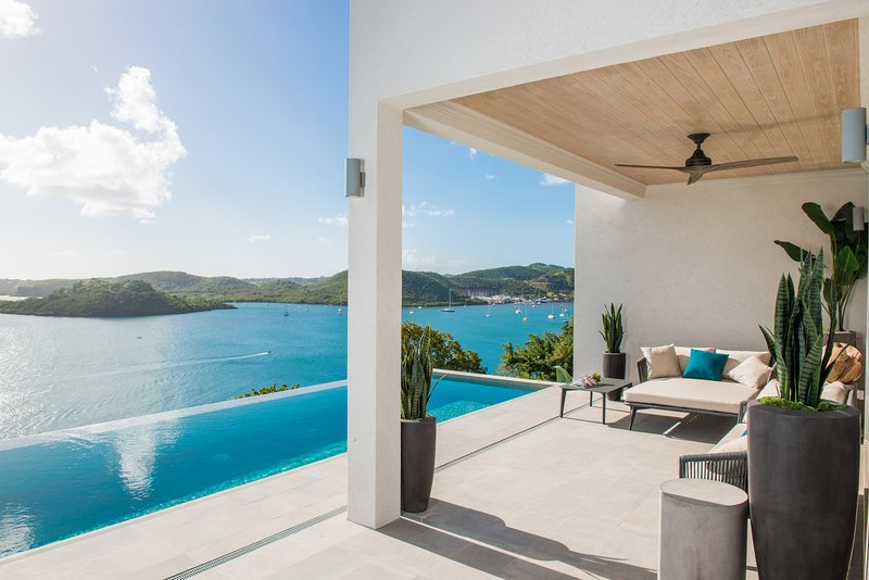 The Point at Petite Calivigny Villa Mandala, vacation rental in St. George's